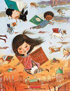 Judy Schachner Poster