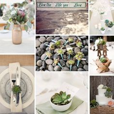 Wedding Inspiration @TheSill