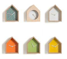 Albert Showcase Clock by Sven Stornebel.