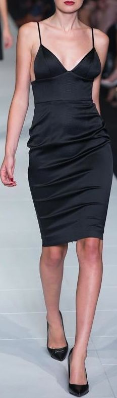 Alex Perry - Now this is the perfect little black dress! Maybe if it had a jacket with it!
