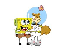 DeviantArt is the world's largest online social community for artists and art enthusiasts, allowing people to connect through the creation and sharing of art. Spongebob And Sandy, Spongebob Drawings, Indie Drawings, Pixel Drawing, Make A Character, Cartoon Ships, Couple Cartoon, Spongebob Squarepants, Character Description
