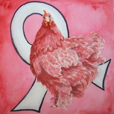 """Don't Be A Chicken!"" (When It Comes To Breast Cancer)"
