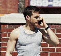 """Chris """"Biceps"""" Wood"""