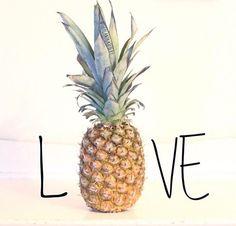 Pineapple obsessed