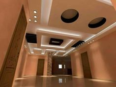 Gypsum false ceiling designs for living room ceiling for Decoration ba13