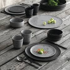 Raw Nordic tableware available at Raw Materials Raw Breakfast, Breakfast Plate, Bob Styles, Raw Materials, Pantone, Table Settings, Dining, Tableware, Kitchen