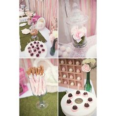 shabby chic baby shower - Google Search