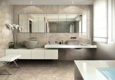 Pavimento/rivestimento in gres porcellanato effetto marmo IMPERO by CERDOMUS | design Cerdomus Lab