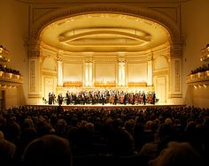 Carnegie Hall, New York - This is the stage that I performed on with the Washburn University Choir in June of 2001 Brooklyn New York, New York City, Washburn University, Carnegie Hall, Elements Of Art, Choir, Places Ive Been, Cathedral, Flute