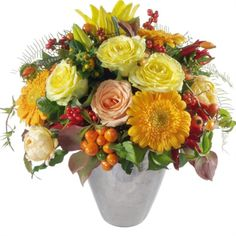 Bouquet du mois de novembre Bouquet, Floral Wreath, Winter Sun, Wreaths, Google, Decor, November Month, Plants, Decoration
