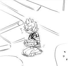 Kingdom Hearts Anime, Vanitas, Sora, Fans, Fan Art