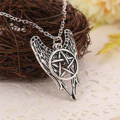 Supernatural Pentagram Necklace