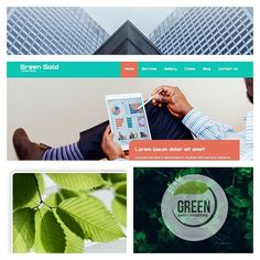 our sneak peak (@dianagordonshop) rebranding and digital solution kit for Greengold consulting (an inspiring environmental consulting firm) - check out their old website at http://ift.tt/1U48Quv // we'll be posting their final project completion soon #designchangeseverything #design #branding #ux #ui #appdesign