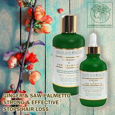 25% OFF with coupon code GRN25OFF on Ginger-Saw Palmetto Hair Growth shampoo or scalp treatment at  www.amazon.com/shops/HairGrowthFast 💛 HAIR GROWTH Scalp Botanical Stimulating Ginger & Saw Palmetto stops hair loss, promotes hair growth💛Strongest known botanical hair-loss fighting bio-active components: Zingiberene, which can contribute up to 30% of the essential oil in Ginger rhizomes 🌿#hairloss #alopecia #hairlosssolution #hairlosstreatment #hairstyles #hairgoals #hairofinstagram…