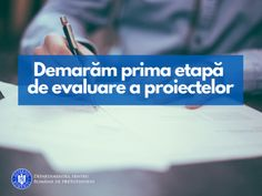 DRP anunță demararea primei etape de evaluare a proiectelor din anul 2021. Vor fi analizate proiectele depuse până la data de 15 martie 2021, ora 23.5... Martie, News