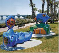 Coronado public art