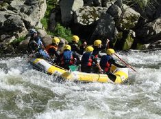 Rafting in Northern #Portugal, perfect for the most adventorous #funplanners ;)