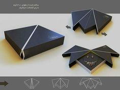 Mohsen Tafazoly on Behance It expresses the sense of grandeur Creative, bespoke packaging can make you stand out from the crowd, have your.
