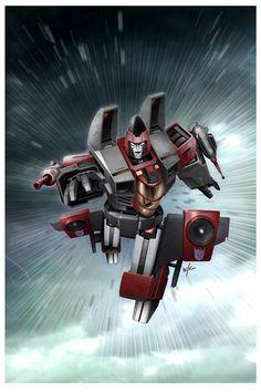 Transformers - Thrust by Ken Christiansen *