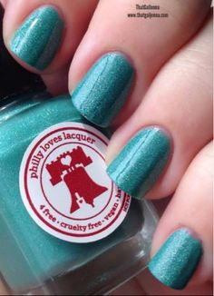 ThatGalJenna: Philly Loves Lacquer - Summer Down the Shore Collection - Wildwoods by the Sea