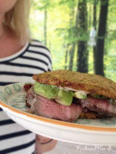 Frokost på 5 min: Steaksandwich