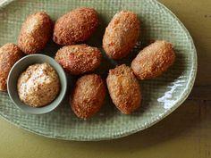 Mushroom Croquettes Recipe : Food Network Kitchen : Food Network - FoodNetwork.com