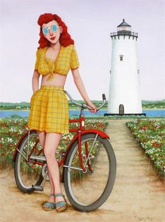 Beautiful Beacon by Fred Calleri