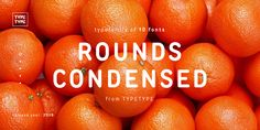 TT Rounds Condensed (85% discount, from 1,80€) - http://fontsdiscounts.com/tt-rounds-condensed-85-discount-from-180e/