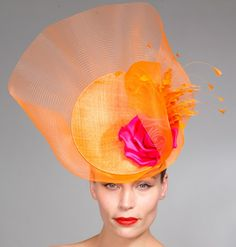 Fascinated by Philip Treacy fascinators.  #PinPantone