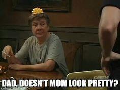 Always Sunny, Mac's mum