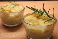 Schnelles Kartoffelgratin als Beilage - Rezepte   Videkiss