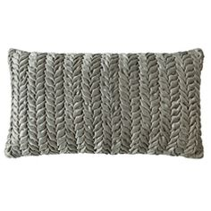 Laura Ashley - Portman Linen Velvet Cushion