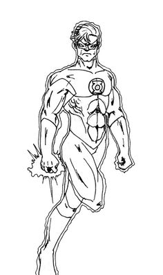 """Justice League Coloring Pages: Here are ten """"Justice League"""" coloring pages that will take you on a trip down memory lane!"""