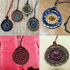 Pine Needle Pendant workshop Saturday Sept 5 12-5, 2015 $55 includes all materials McKenzie Bridge, OR : Learn the basics of pine needle basketry in this pendant workshop. Create a unique piece of jewelry while learning to coil with pine needles, your choice of colorful waxed linen and a variety of beads. $25 deposit required.
