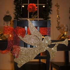 Flying Holiday Angels - Great for Crafting!