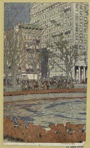 [Union Square, New York City.] (1905)