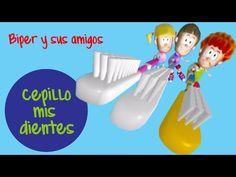 Cepillo Mis Dientes - Biper Y Sus Amigos - YouTube