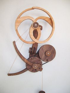 Hey, I found this really awesome Etsy listing at https://www.etsy.com/listing/151516421/art-kinetic-sculpture-wooden-light