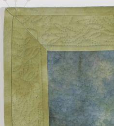 how to bind a quilt nancy zieman