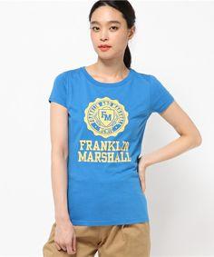 【ZOZOTOWN|送料無料】FRANKLIN&MARSHALL(フランクリンマーシャル)のTシャツ/カットソー「半袖ブランドロゴプリントTシャツ」(41182-4047)をセール価格で購入できます。
