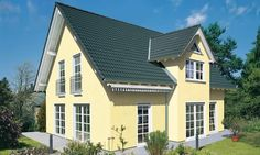 Lichthaus 128 Town And Country, Floor Plans, Houses, Mansions, House Styles, Home Decor, Terrace, Homes, Mansion Houses