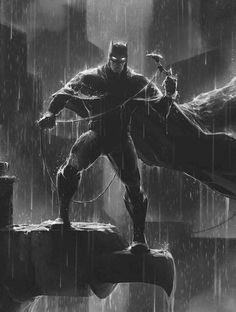 Batman by Nadim Arnaout                                                       …