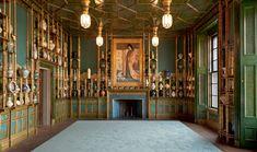 The Peacock Room--Washington DC, Freer Gallery