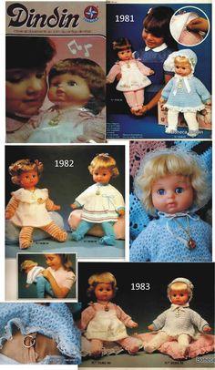 Ana Caldatto : Boneca Dindin da Estrela anos 80