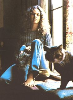 Carole King 1971 <3. Cover of Tapestry