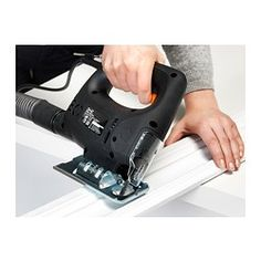 IKEA FIXA jigsaw with adjustable mitre plate up to 45 degrees