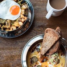 Bad Egg, Moorgate | 17 Bottomless Boozy Brunches In London