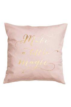 Poszewka na poduszkę z bawełny   H&M