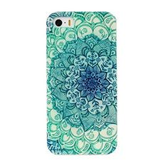 Iphone 4 case, JAHOLAN Green Totem Flower Clear Bumper Hard Plastic Case Silicone Skin Cover for Apple Iphone 4s 4 Jaholan http://www.amazon.com/dp/B00V4AE4Y8/ref=cm_sw_r_pi_dp_Esd-vb01BNSD4