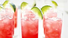 Cucumber Cape Codder - Cranberry and cucumber might sound like an odd ...